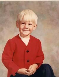 Michael Dean Terry - Age 4