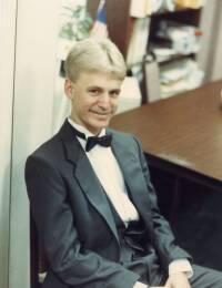 Michael Dean Terry Age 22 Wedding