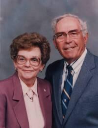 Iva Lee Hammonds and Marvin K. Evans