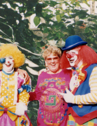 Just Clowning Around