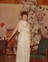 Glynda in or around 1960's
