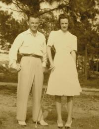 FRANK AND MARIAN HAMMONDS